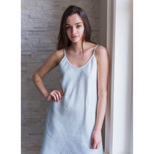 Load image into Gallery viewer, Light Steel Blue Martha Nightgown
