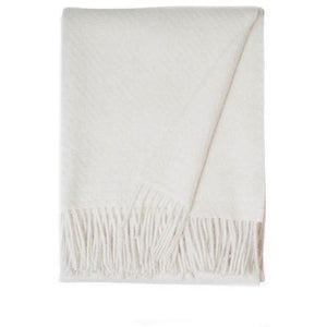 Light Gray Cork Throw