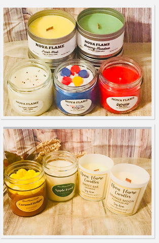 Our Candles Are a Hit!