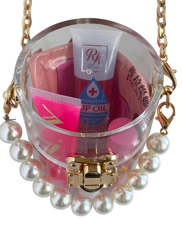 Miniature Lipgloss Purse