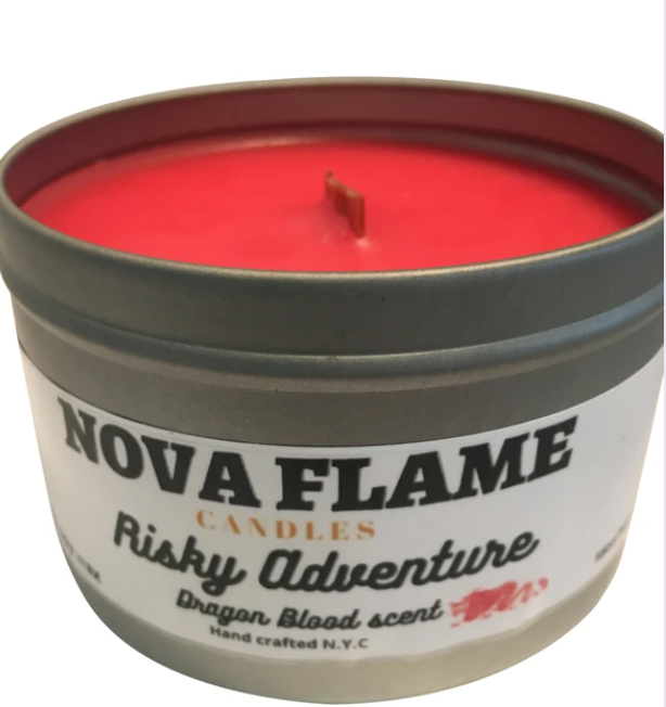 Risky Adventure (Candles)