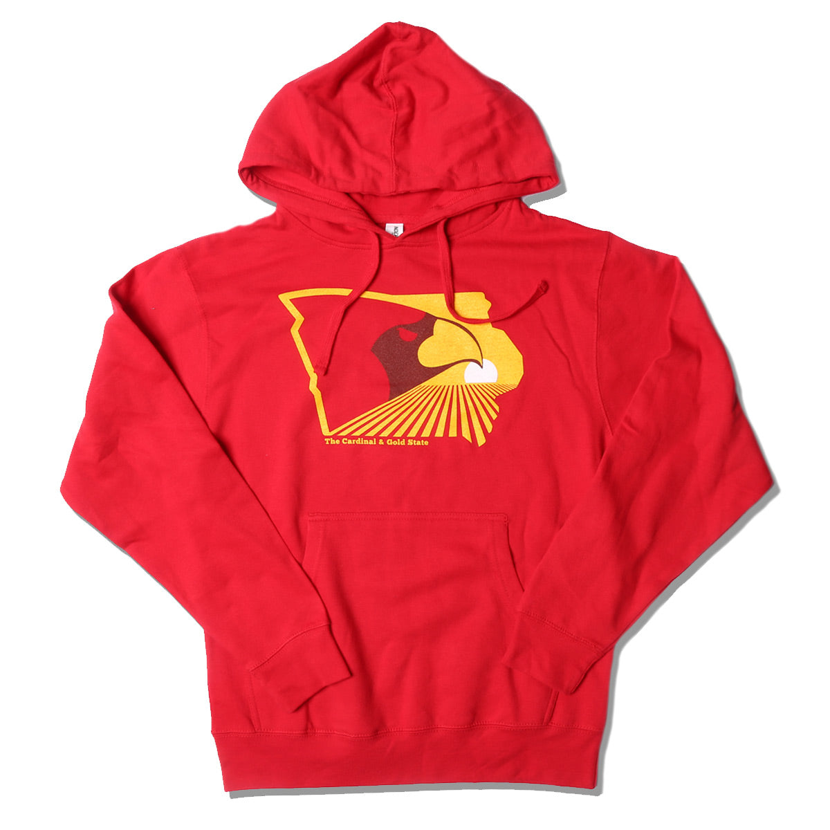 The Cardinal & Gold State Hooded Sweatshirt