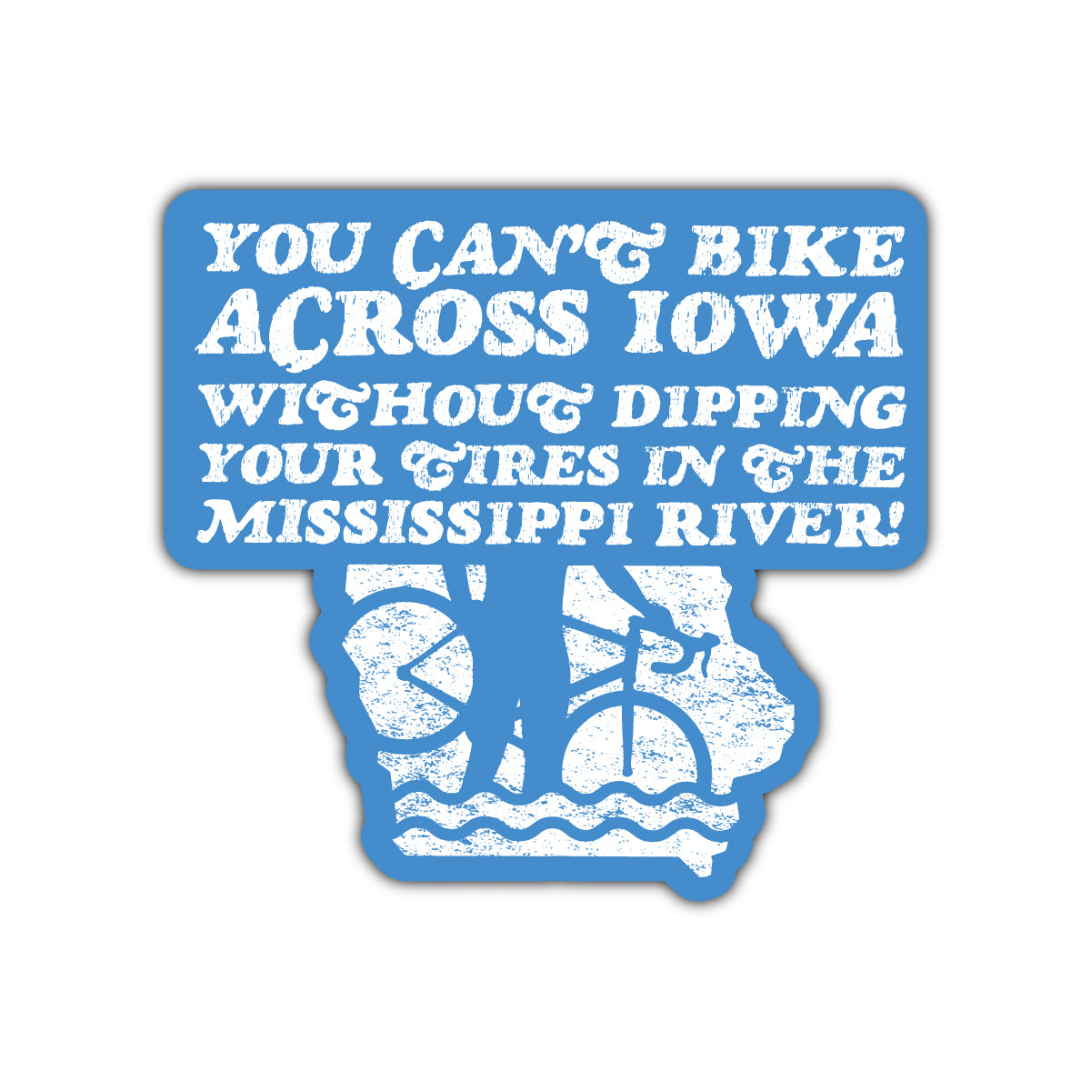 Dip Your Tires in the Mississippi
