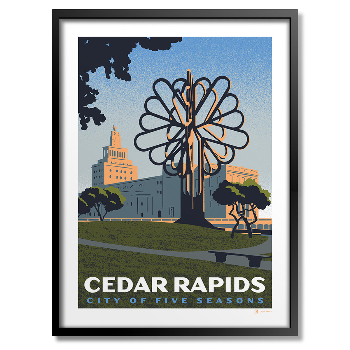 Downtown Cedar Rapids