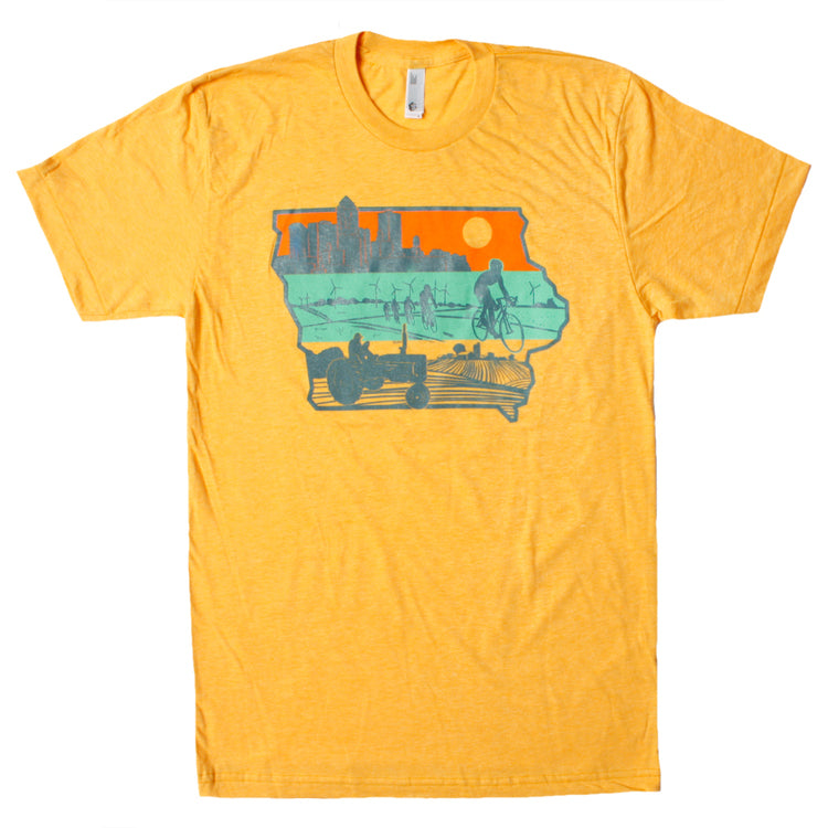 Layers of Iowa T-Shirt