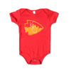 Kansas City Arrowhead Onesie