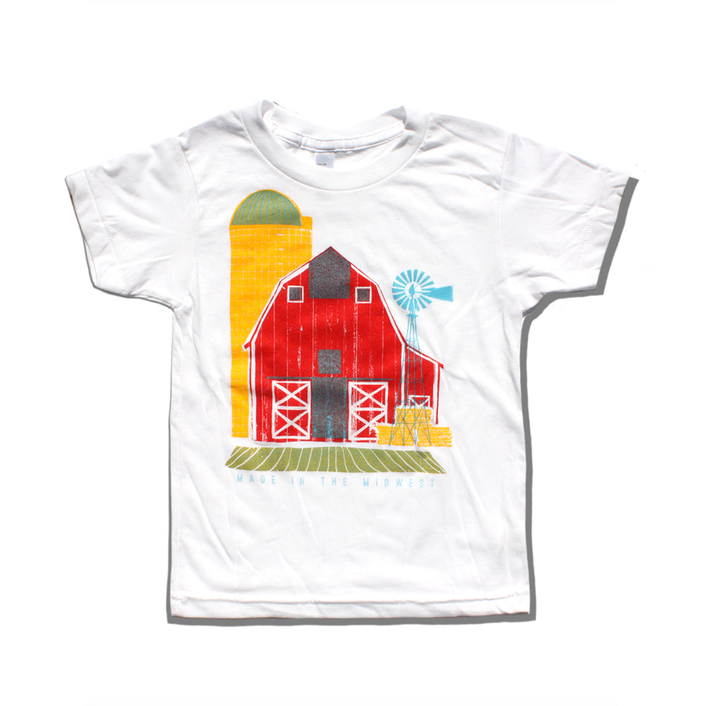Made in the Midwest Kids T-Shirt