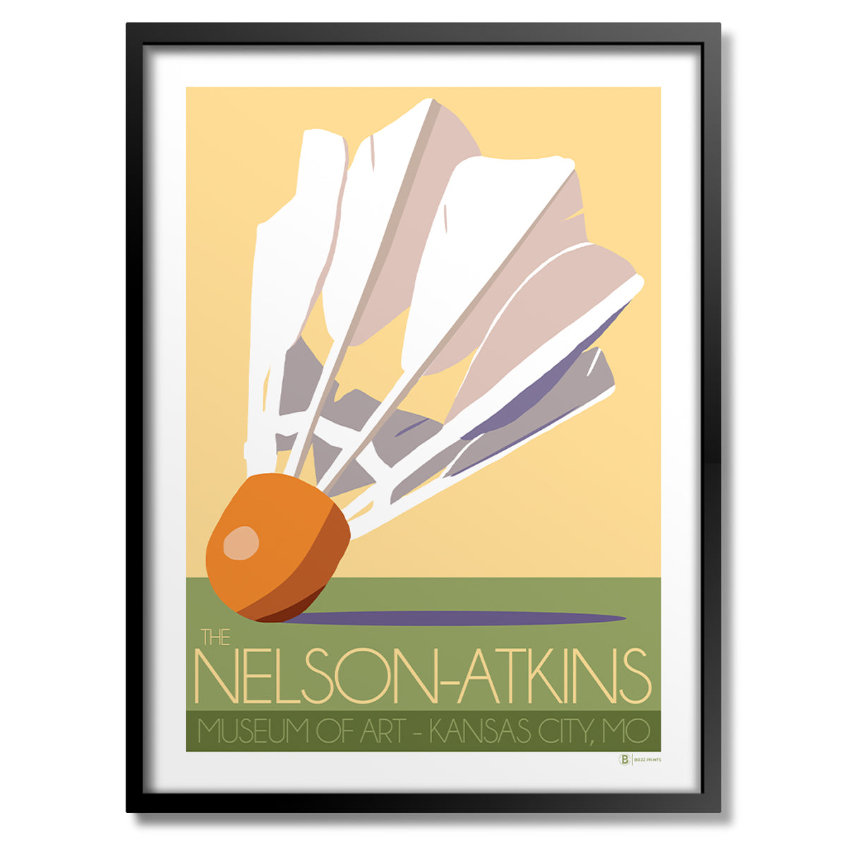 The Nelson-Atkins Museum Print