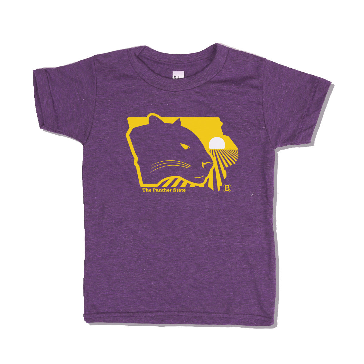 The Panther State Kids T-Shirt
