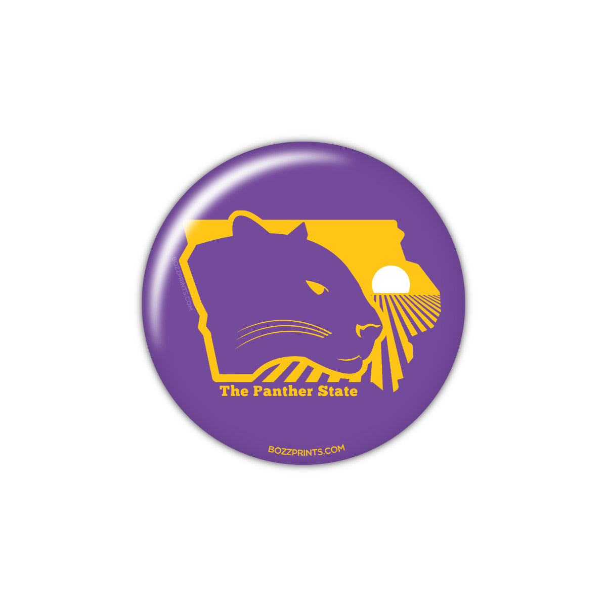 The Panther State Button