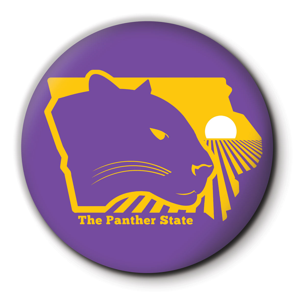 The Panther State Round Coaster