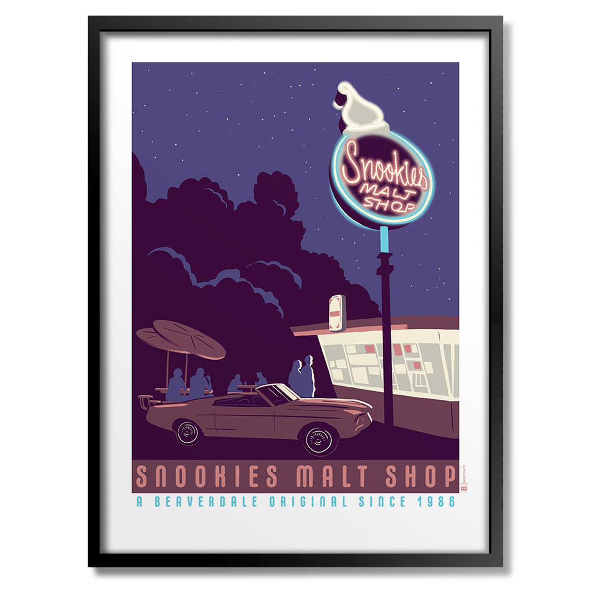 Snookies Malt Shop