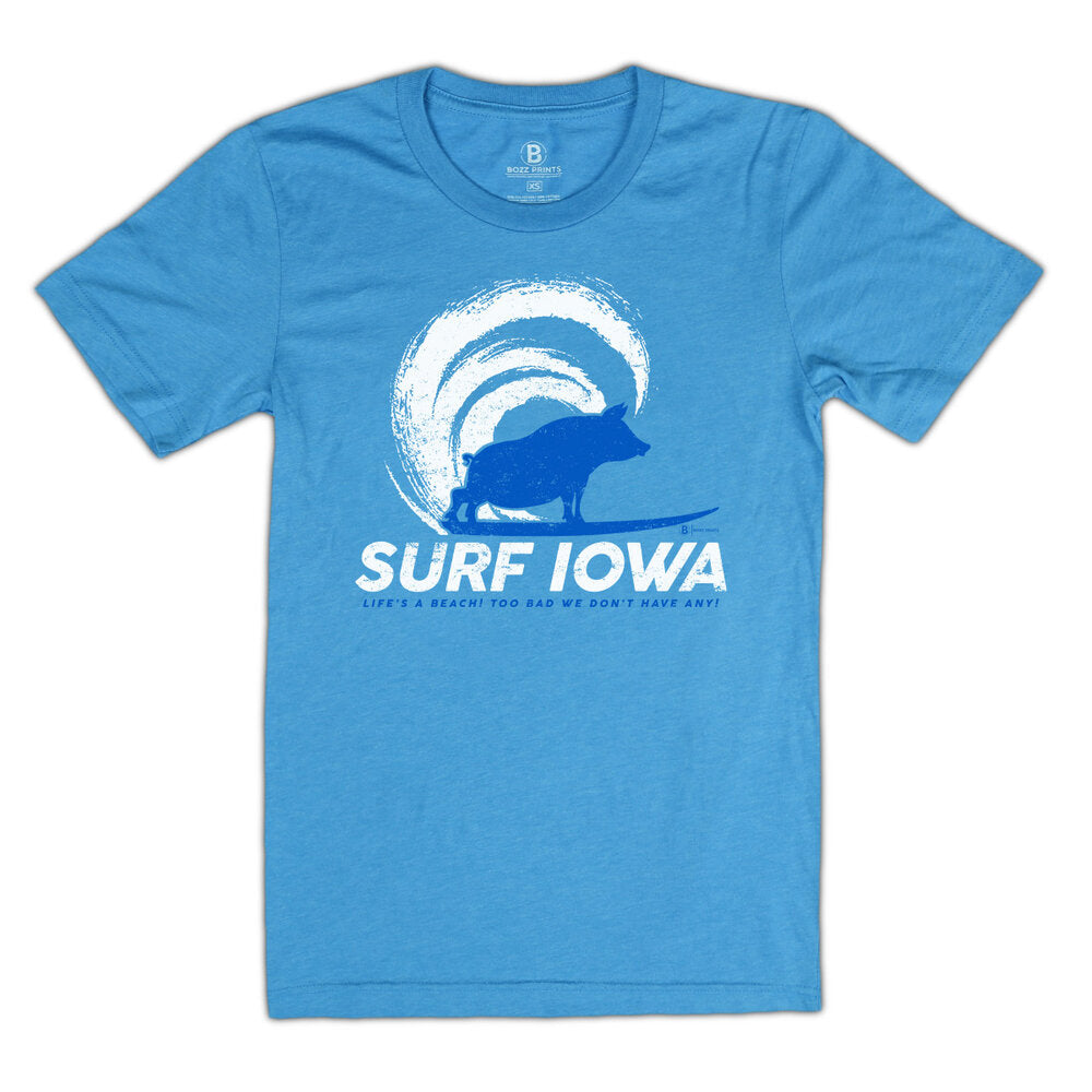 Surf Iowa T-Shirt