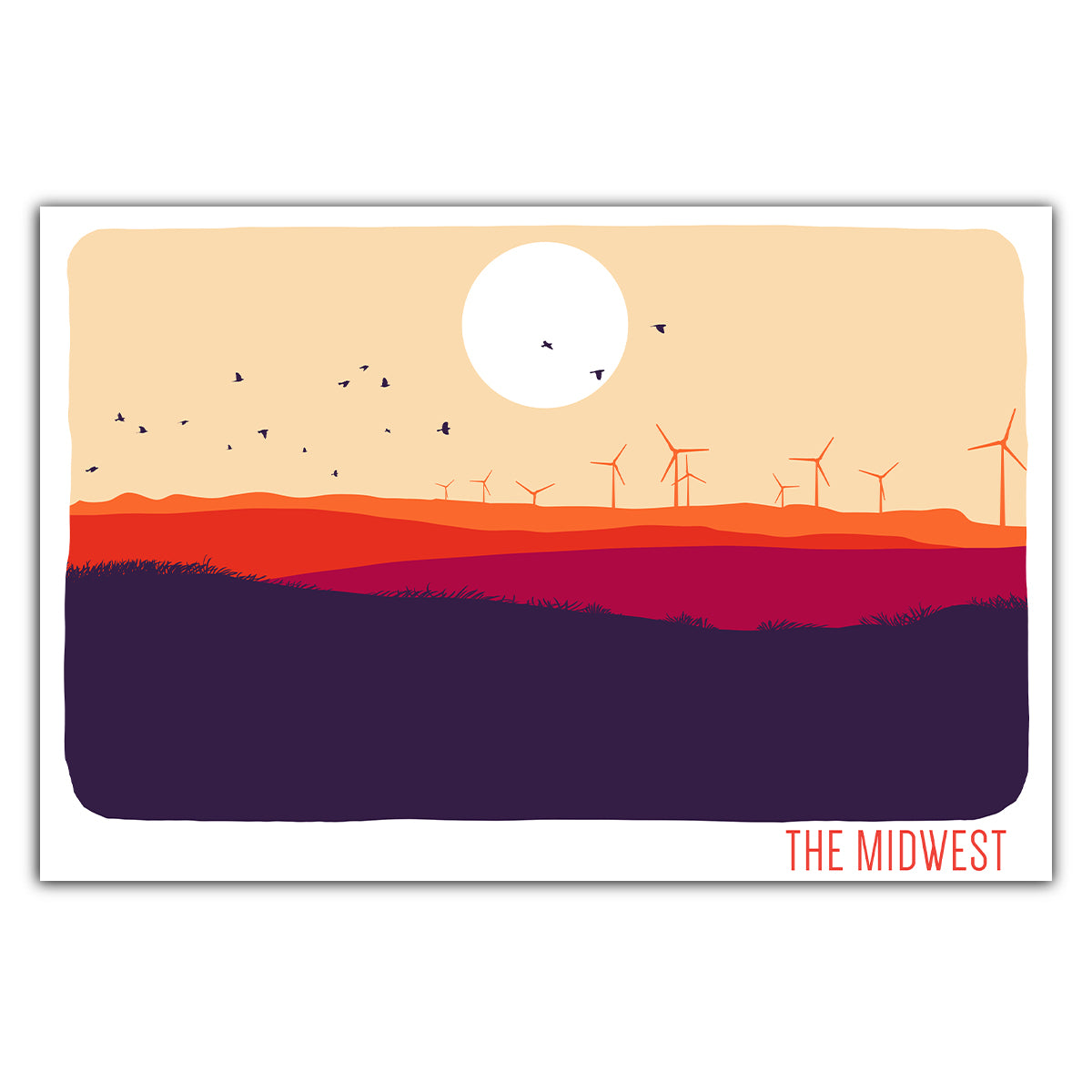 The Midwest Postcard