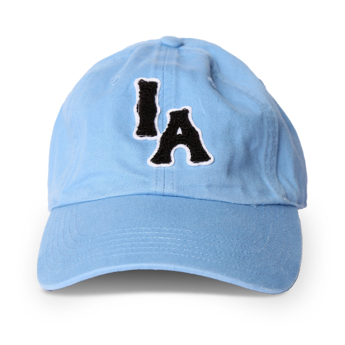 Iowa Vintage Baby Blue Dad Hat