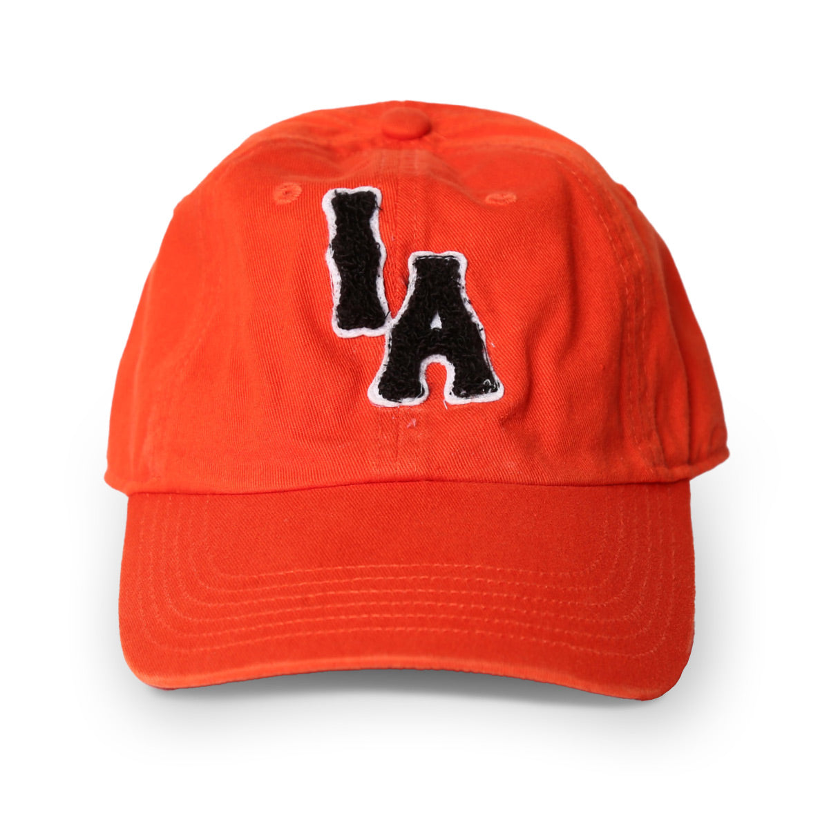 Iowa Vintage Orange Dad Hat