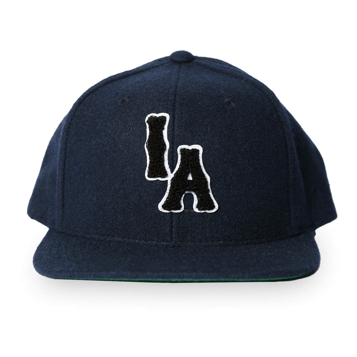 Iowa Vintage Navy Snapback Hat