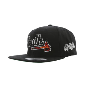 Home Of The Brave Snapback (Black)