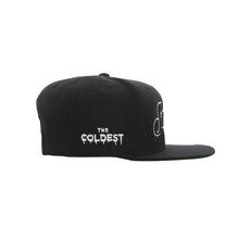 Load image into Gallery viewer, Home Of The Brave Snapback (Black)