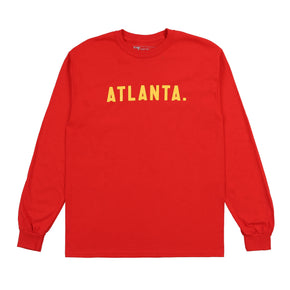 Atlanta Long Sleeve Tee