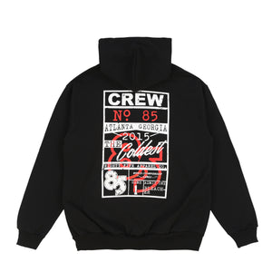 Eighty Five Crew Heavy Fleece Hoodie