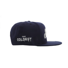 Load image into Gallery viewer, Home Of The Brave Snapback (Navy)