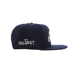 Home Of The Brave Snapback (Navy)