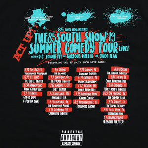 Summer Comedy Tour Tee