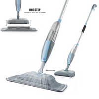 3-in-1 Spray Mop And Sweeper