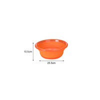 Collapsible Basin or Water Ladle