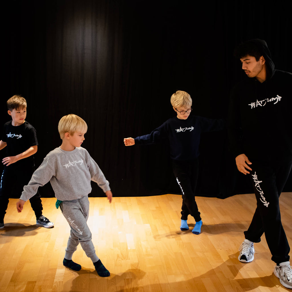 Danseundervisning med Beatjump Dance Studio, 1-2 pers., 1 time