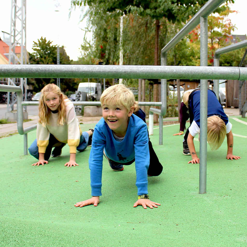 Parkour-undervisning med Street Movement, 2-6 pers., 1 time