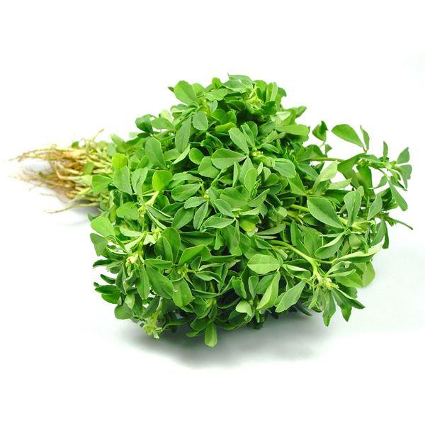 Fenugreek Leaves - Methi (Per 500 grams)
