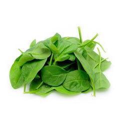 Organic Baby Spinach (per packet- 100 grams)