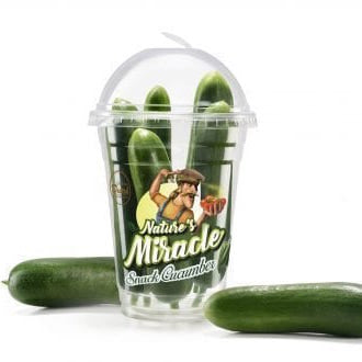 Snack Cucumber (Per 250 Grams)
