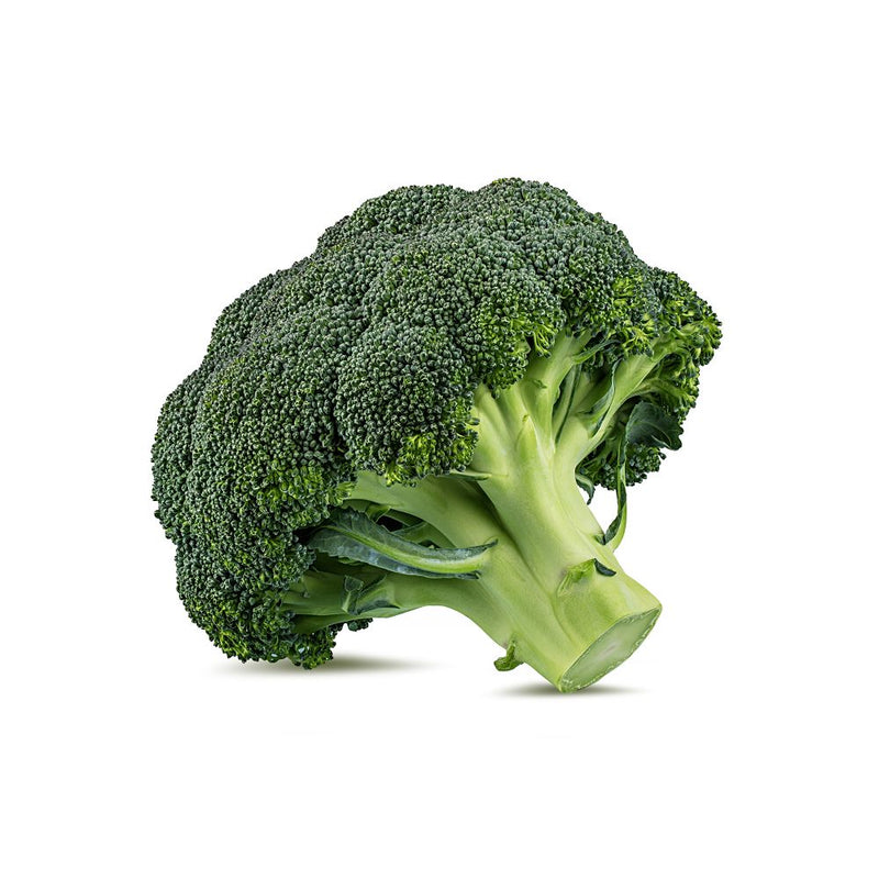 Organic Broccoli (Per Piece 300-400 Grams)