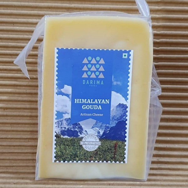 Himalayan Gouda Cheese (Per 200 Grams)