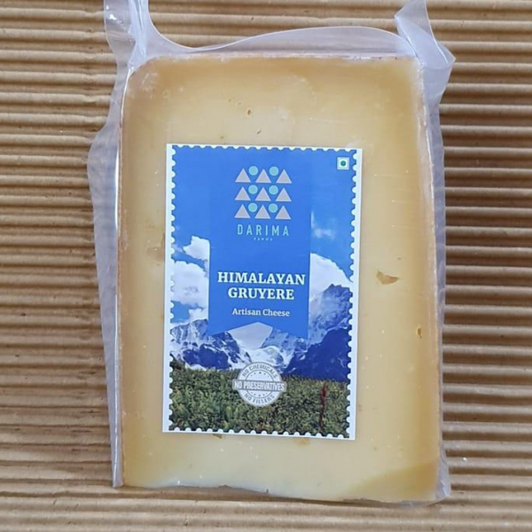 Himalayan Gruyere Cheese (Per 200 Grams)