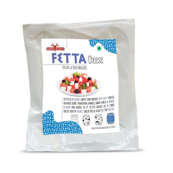 Dairy Craft Fetta (Per 200 Grams)