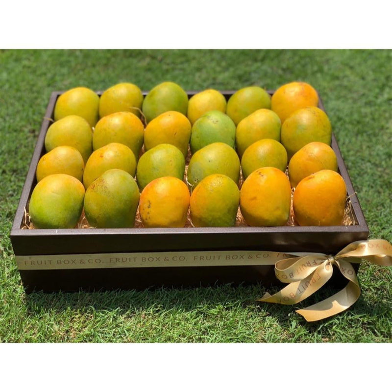 Mango Whimsical Wooden Tray