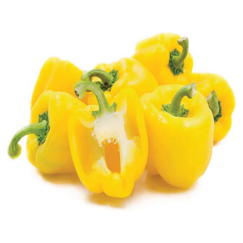 Yellow Bell Pepper (per 2 pieces)
