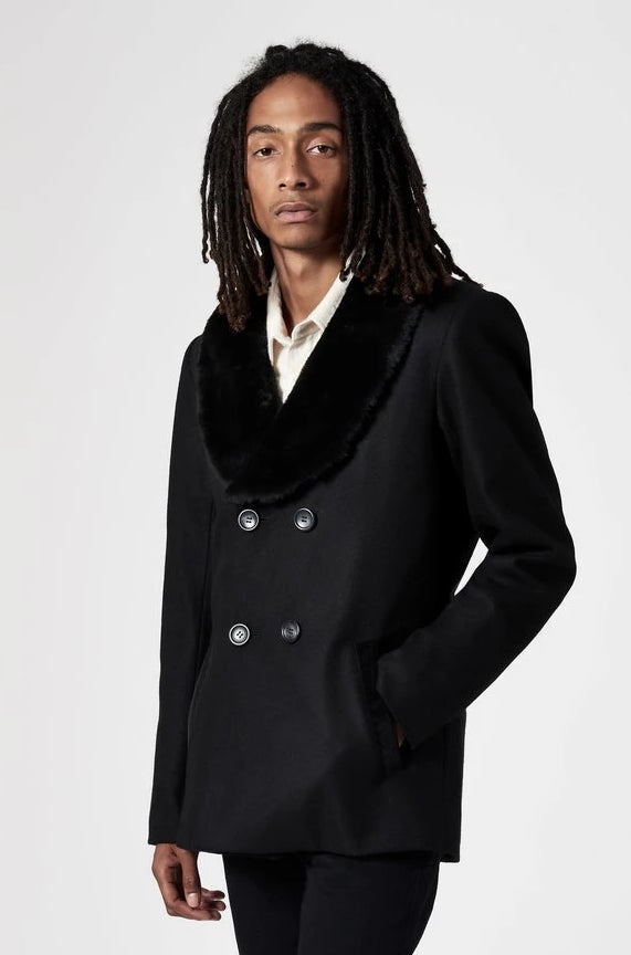 Nightcap Wool Coat