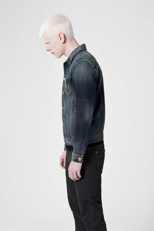 Fade Japanese Denim Jacket
