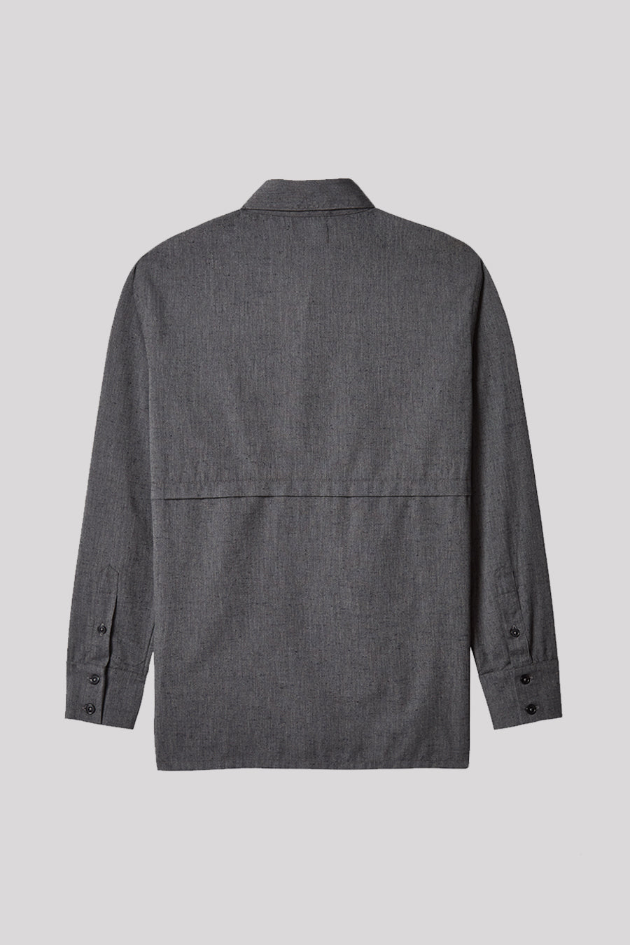 Anthracite Button Down