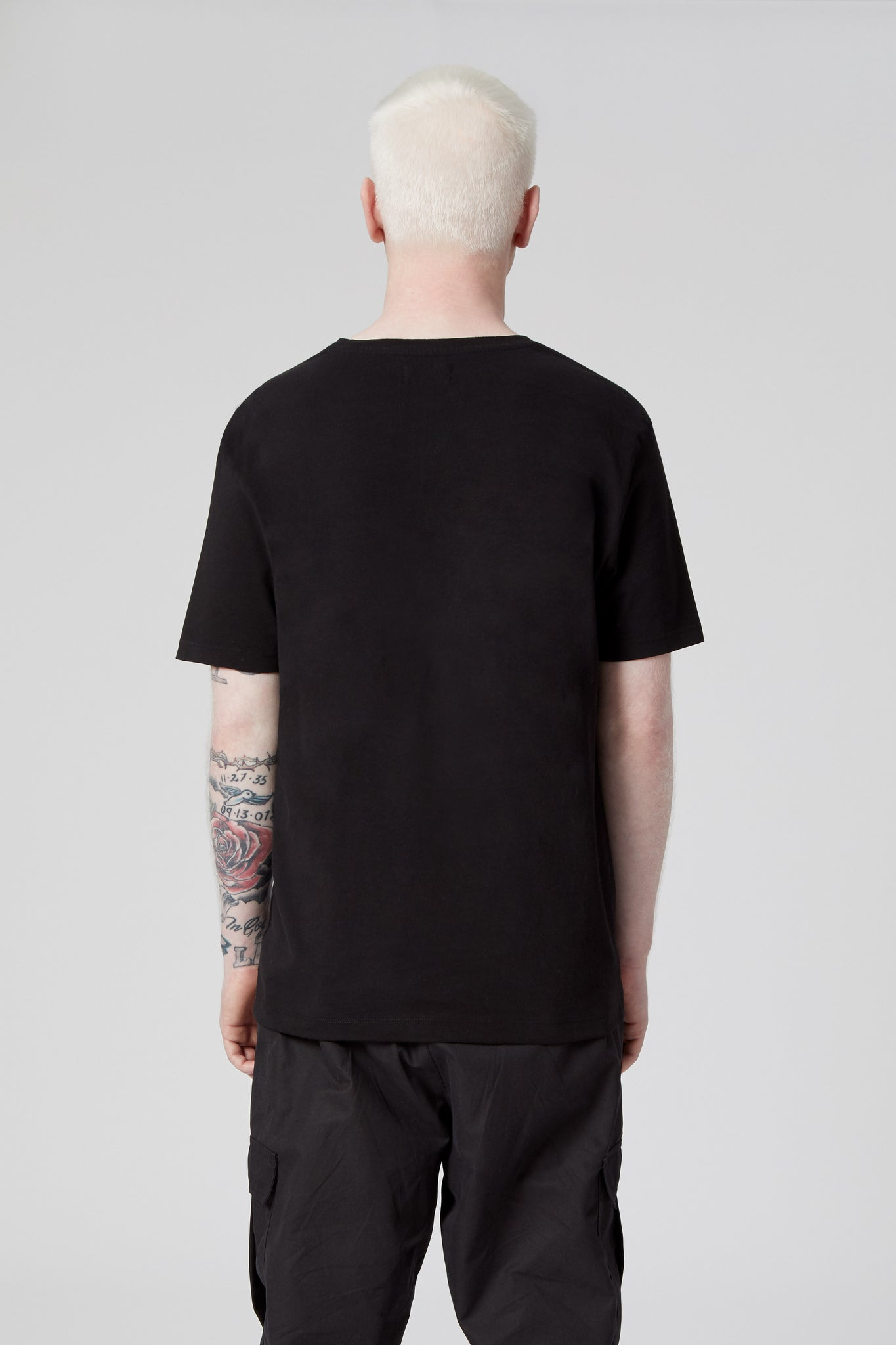 Midnight Black Tee