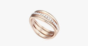 Elegant Love Eternity Ring