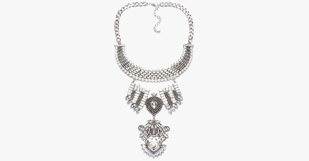 Manay Love Tribal Necklace
