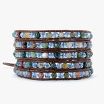 Forest Hill Wrap Bracelet