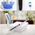 Ultrasonic Rechargeable Toothbrush – The Toothbrush For Our New Generation