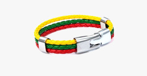 Team Lithuania Flag Bracelet